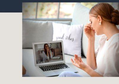 Thérapie et Psychologue en ligne – Les Avantages