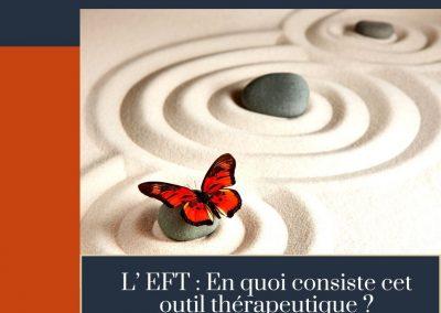 L' EFT : En quoi consiste cet outil thérapeutique ?