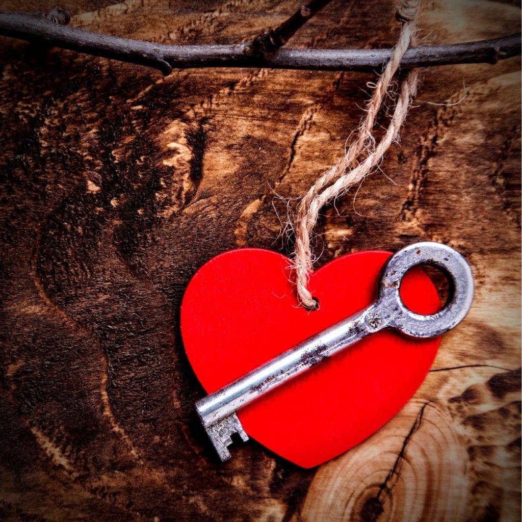 clef pour trouver l'amour