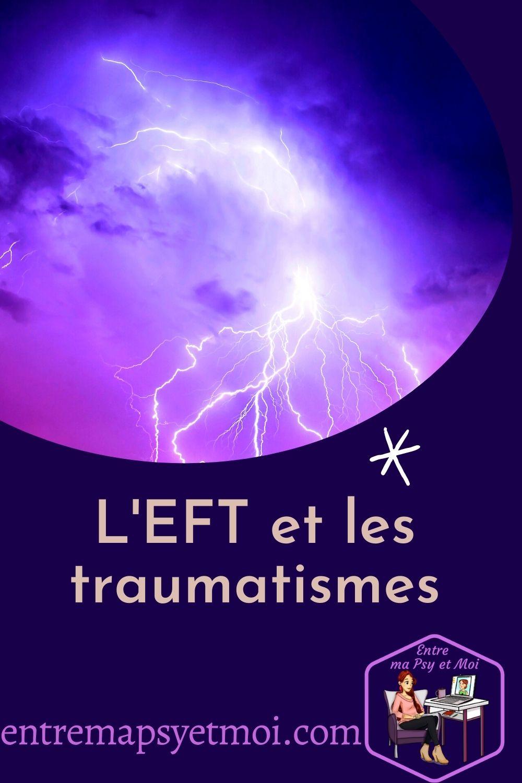 l'EFT et les traumatismes - pinterest